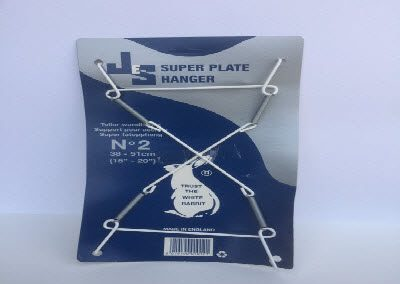 Super Plate Hangers
