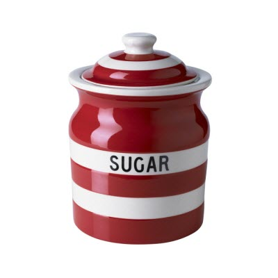 "Storage Jar ""Sugar"" 84cl"