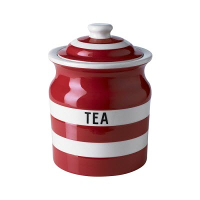 "Storage Jar ""Tea"" 84cl"