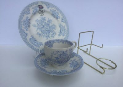 Cup, Saucer & Plate Stands